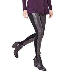 NWT Lysse Faux Leather Legging XL